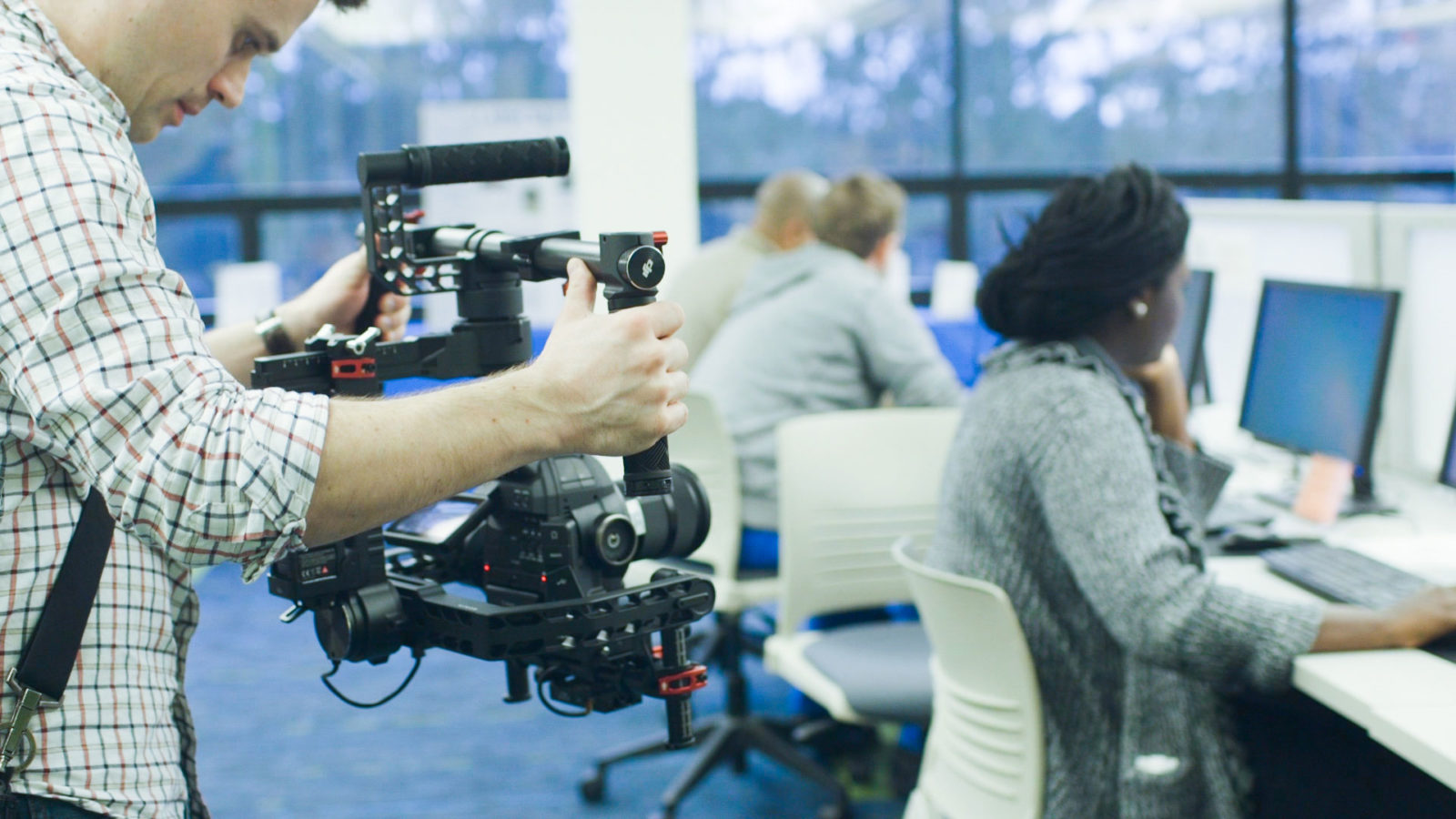 Massachusetts Video Company Waves Media Works with Labouré College