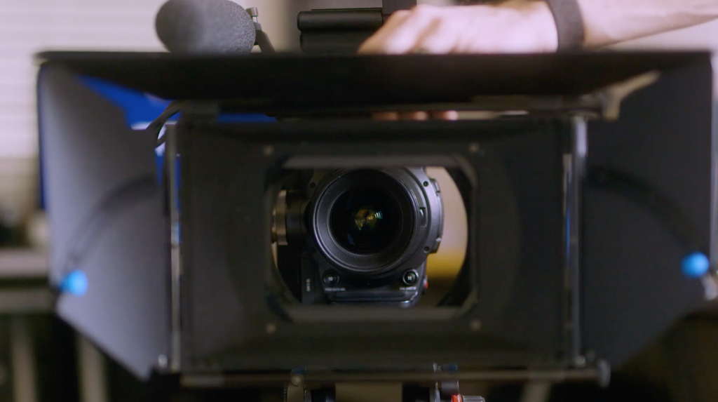 Canon C300 and Red Rock Matte Box