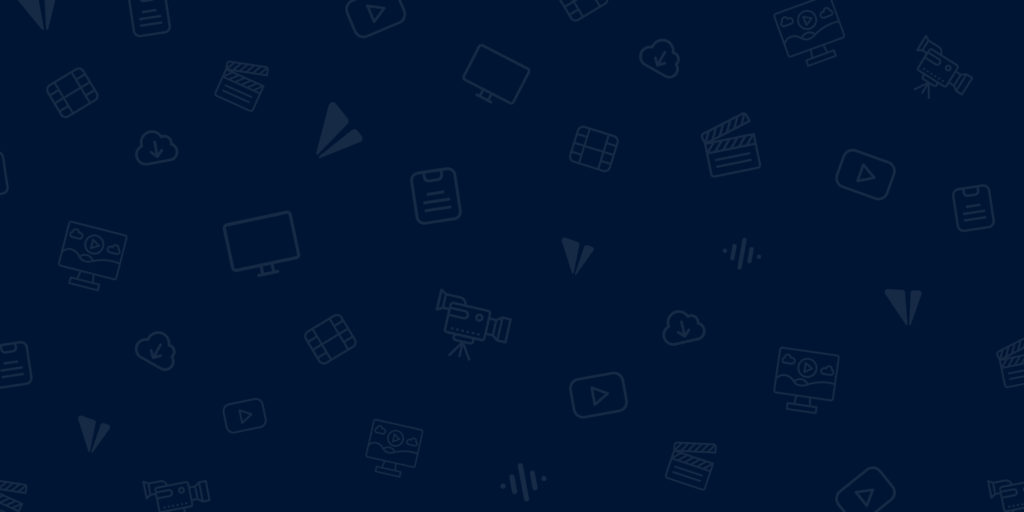 2019 Waves Media Video Production Brand Pattern 1