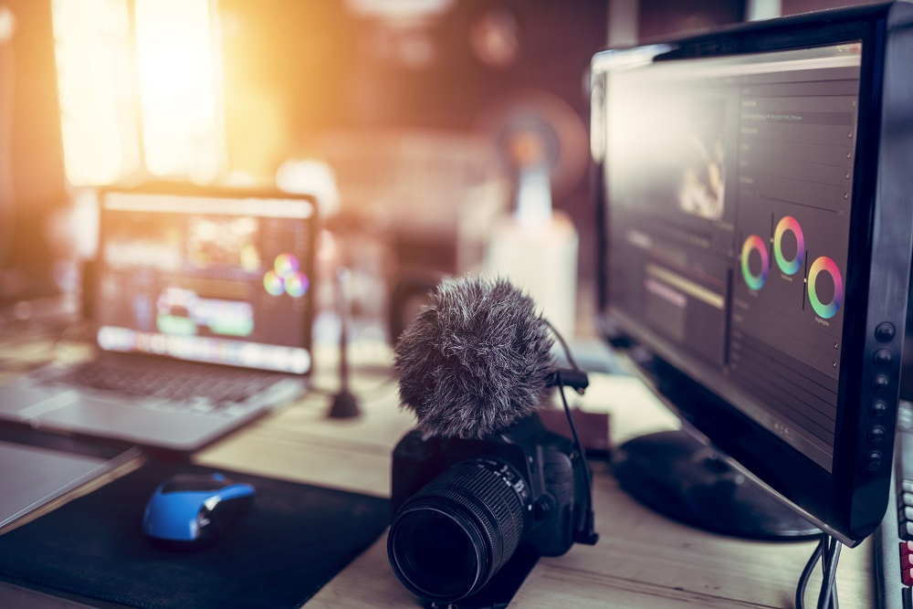 NH Video Makers Discuss Editing