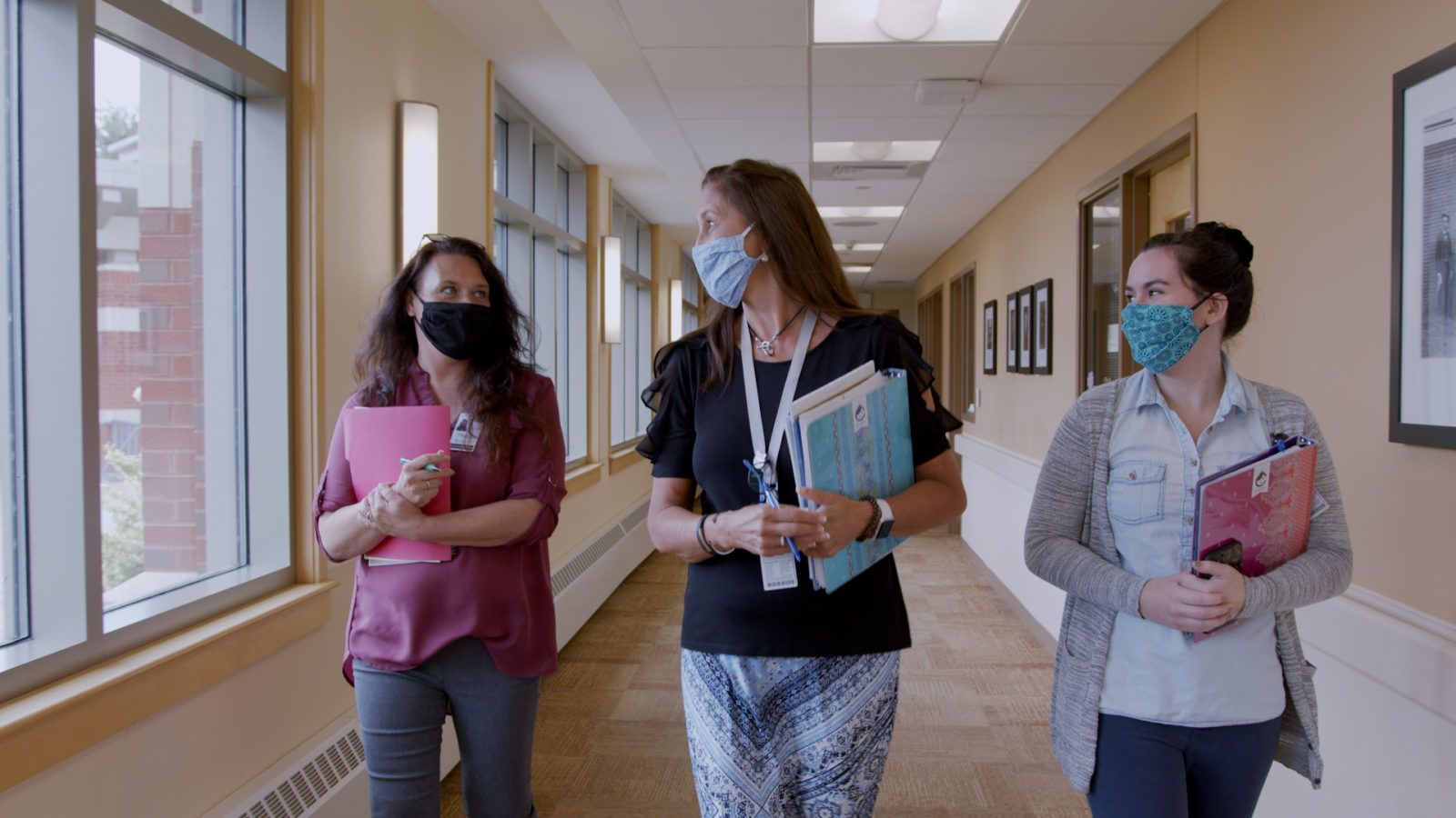 Temecula video creators share Huggins Hospital employee appreciation video.